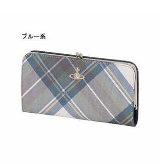 ヴィヴィアンウエストウッド(Vivienne Westwood)の2018-19AW限定色✨DERBY STEWART 口金長財布(財布)