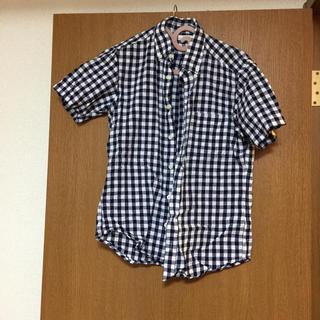 ジーユー(GU)のGUシャツ(シャツ/ブラウス(半袖/袖なし))