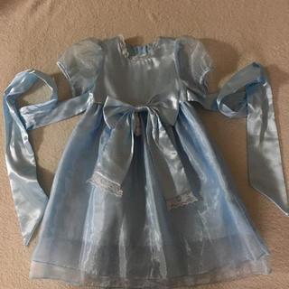 b6787a66cc8ab Disney - 美品!シンデレラ水色ドレス100センチ!仮装ハロウィンディズニー!