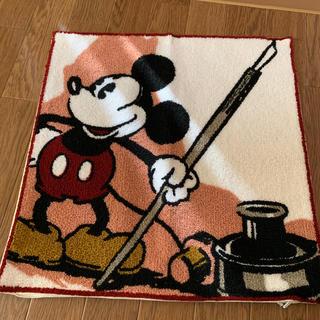 ディズニー(Disney)のミッキー クッショカバー(クッションカバー)