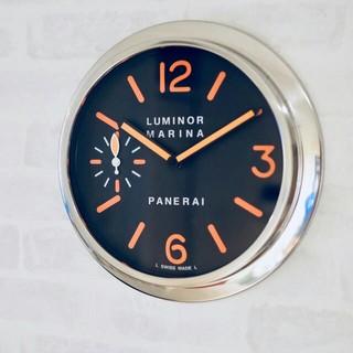new concept cb8af 0b4d0 【送料無料】パネライ panerai 掛け時計 | フリマアプリ ラクマ