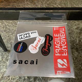 サカイ(sacai)のsacai fragment stickerセット(その他)