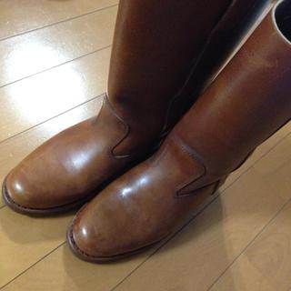 ドゥーズィエムクラス(DEUXIEME CLASSE)のラボッタガルディエーヌ ブーツ(ブーツ)