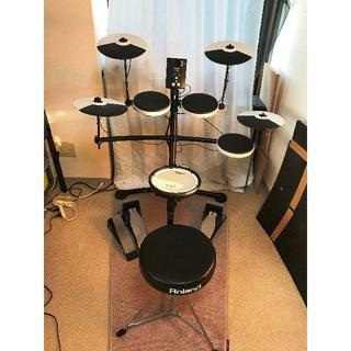 ローランド(Roland)の電子ドラムセットTD-1KVとKT-10(セット)