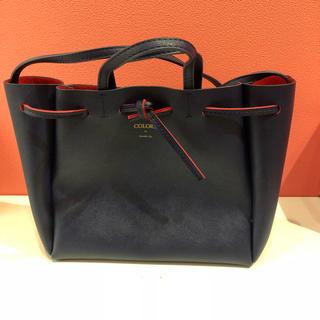 カラー(Color)の新品未使用     カラー   トートバッグ  2way   (トートバッグ)