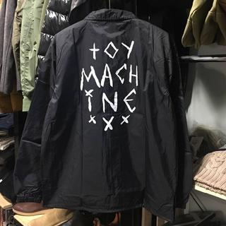 トイマシーン(Toy Machine)のラスト1着 インスタで注目!トイマシーン '19年春夏新作 コーチジャケット M(ナイロンジャケット)