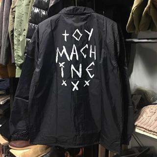トイマシーン(Toy Machine)のラスト1着 インスタで注目!トイマシーン '19年春夏新作 コーチジャケットXL(ナイロンジャケット)