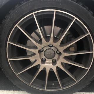 アウディ(AUDI)のアウディ A6 18インチ 245/40/18(タイヤ・ホイールセット)