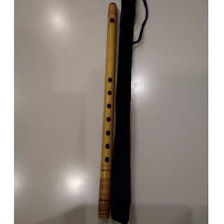 篠笛 獅子田 六本調子七穴古典調(横笛)