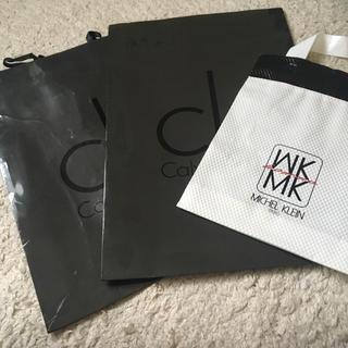 カルバンクライン(Calvin Klein)のCK ショップ袋(ショップ袋)