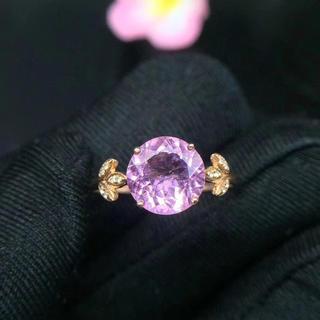 天然トルマリンダイヤモンド リング(リング(指輪))