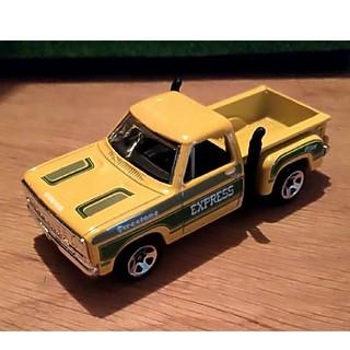 クライスラー(Chrysler)の値下げ ホットウィール クライスラー '78 ダッジ エクスプレス トラック(ミニカー)
