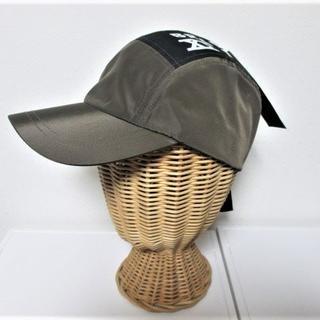 ザラ(ZARA)の☆ZARA ザラ デザイン キャップ 帽子/メンズ/M/カーキ☆新品(キャップ)