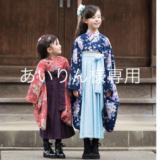 袴 4点セット(和服/着物)
