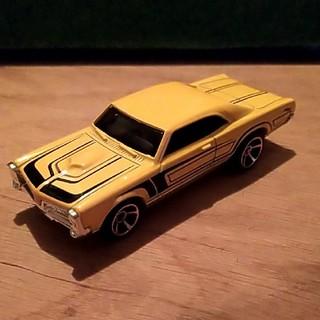 シボレー(Chevrolet)のホットウィール '67 ポンティアック GTO(ミニカー)