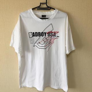 バッドボーイ(BADBOY)のパッドボーイ  メンズTシャツ L Lサイズ(Tシャツ/カットソー(半袖/袖なし))