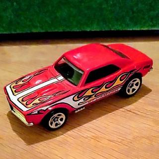 シボレー(Chevrolet)のホットウィール '67 シボレー カマロ(ミニカー)