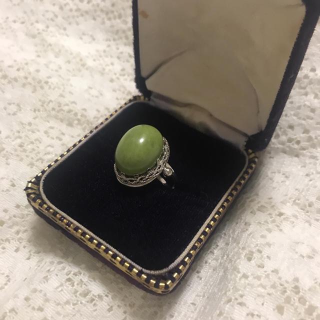 Grimoire(グリモワール)のused/vintage ring 🍐 レディースのアクセサリー(リング(指輪))の商品写真
