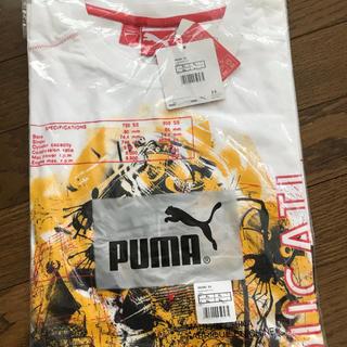 ドゥカティ(Ducati)のTシャツ DUCATICORSE ×PUMA(Tシャツ/カットソー(半袖/袖なし))