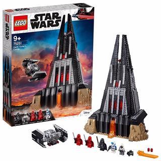 レゴ(Lego)のLEGO レゴ スター・ウォーズ ダース・ベイダーの城 75251(その他)