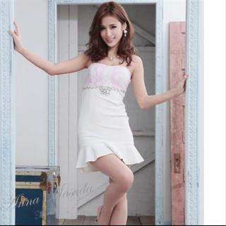 デイジーストア(dazzy store)のTika キャバドレス タイトスカート マーメイドドレス(ナイトドレス)