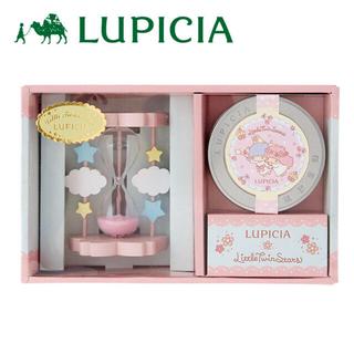 ルピシア(LUPICIA)の新品 ルピシア サンリオ キキララ リトルツインスターズ オリジナル砂時計付き(茶)