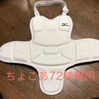 ミズノ(MIZUNO)のちょこあ72様専用(防具)