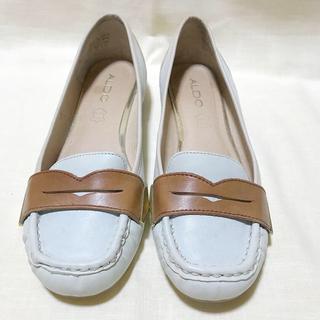 アルド(ALDO)のALDOレザーローファー(ローファー/革靴)