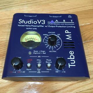 ART Tube MP Studio V3(その他)