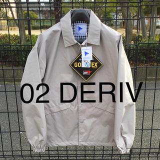 ツーディライブ(02DERIV.)の02 DERIV    GORE-TEX(ナイロンジャケット)