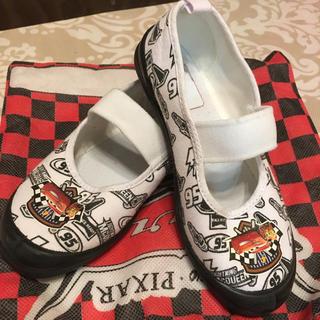 ディズニー(Disney)のカーズ 運動靴 上履き シューズ 18 お得 限定 破格 特価 格安 人気(スクールシューズ/上履き)