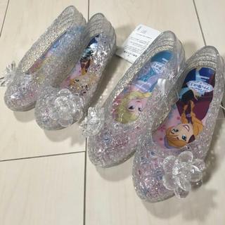 ディズニー(Disney)の新品!!アナと雪の女王♡2足セット(サンダル)