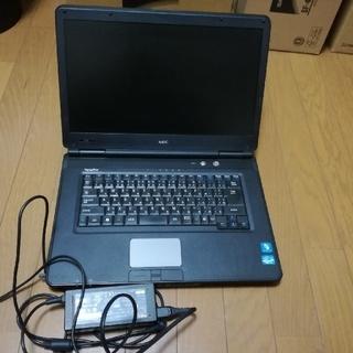 エヌイーシー(NEC)のお買い得 NEC VersaPro VK25MX-D ノートPC(ノートPC)