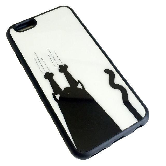 iphone8 ケース 衝撃吸収 / iPhone6 / 6s ソフト ケース ( ひっかき猫 )の通販 by りゅう's shop|ラクマ
