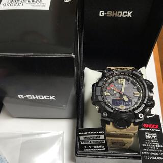 ジーショック(G-SHOCK)の値下げ再出品  G-SHOCK MUDMASTER Gショック マッドマスター(腕時計(デジタル))