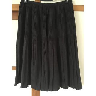 ノービーンズ(KNOW BEANS)のノービーンズ プリーツスカート(ひざ丈スカート)