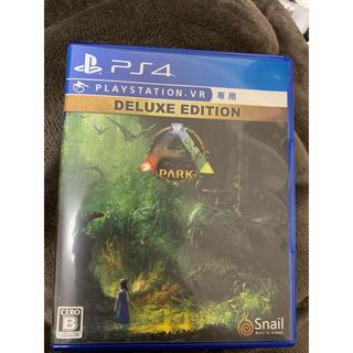 プレイステーションヴィーアール(PlayStation VR)のArk park vr(家庭用ゲームソフト)