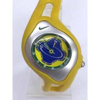 ナイキ(NIKE)の★電池新品★ナイキ NIKE ラバーウォッチ(腕時計)