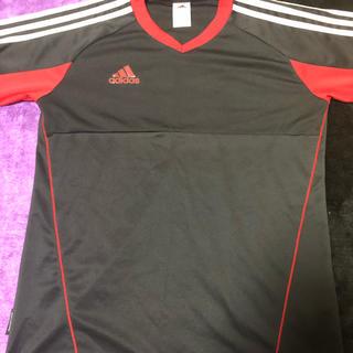 アディダス(adidas)のadidas スポーツシャツ(ウェア)