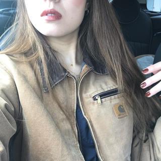 カーハート(carhartt)のcarhartt made in usa duck jacket.(ブルゾン)