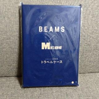 ビームス(BEAMS)の雑誌 メンズノンノ 7月号 付録のみ(ファッション)