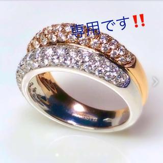 ✨品格のハイジュエリー✨ ピキョッティ 絶品ダイヤモンドリング1.24ct✨(リング(指輪))