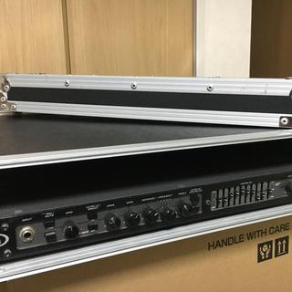 Ampeg SVP-PRO 真空管ベースプリアンプ(ベースアンプ)