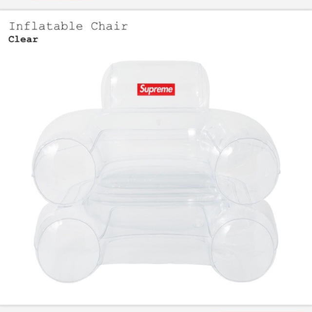 Supreme - Supreme Inflatable Chair の通販 by SupWassup|シュプリームならラクマ
