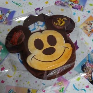 ディズニー(Disney)の** ディズニー ミッキーパン バッグ スーベニア 35周年 **(キャラクターグッズ)