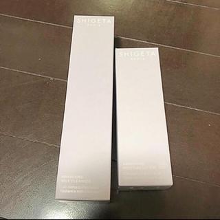 シゲタ(SHIGETA)のまとめ売り SHIGETA クレンジング&ローション(化粧水 / ローション)