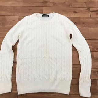 デミルクスビームス(Demi-Luxe BEAMS)のdemi luxe beams ニット セーター 新品(ニット/セーター)