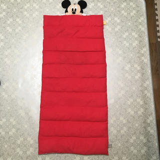 ディズニー(Disney)の【Mickey】ロール布団(ベビー布団)