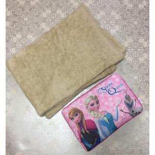 ディズニー(Disney)の【アナ雪】幼児用枕(枕)