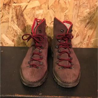 ユナイテッドアローズ(UNITED ARROWS)のUNITED ALLOWS トレッキングブーツ スエード 26.5cm(ブーツ)